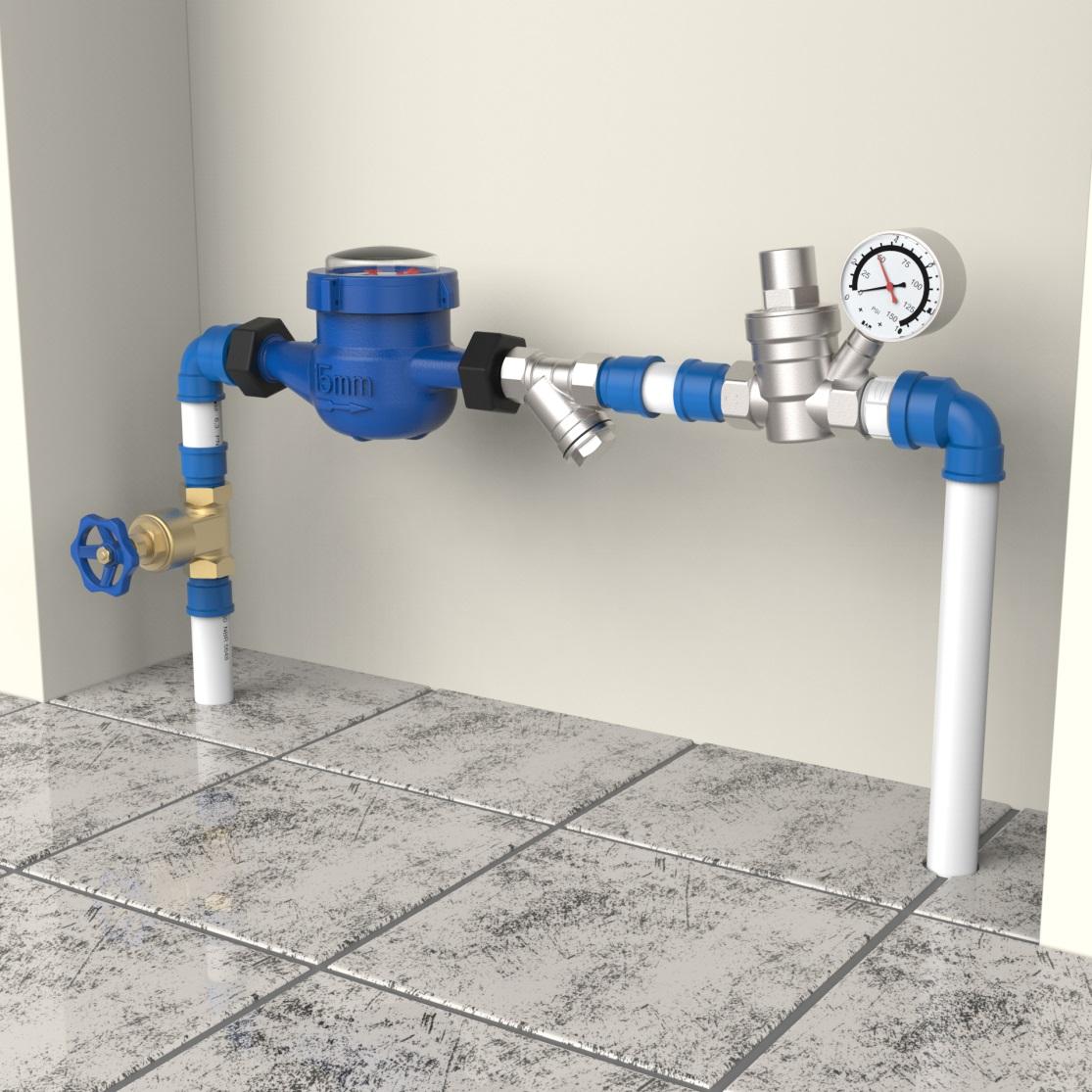 Noticias Blukit Soluções para instalações hidráulicas #234981 1115 1115