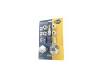 Kit Fácil® Salva Registro® 9 em 1 com Acabamento C-50