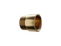 Extensão Metálica 1/2 X 13,5mm para Chuveiros e Torneiras