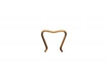 Anel de Pressão de Bronze para Fixação de Hastes de Registros e Torneiras tipo